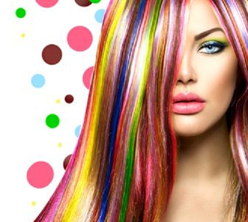 Временное окрашивание волос: плюсы и минусы, средства и правила нанесения